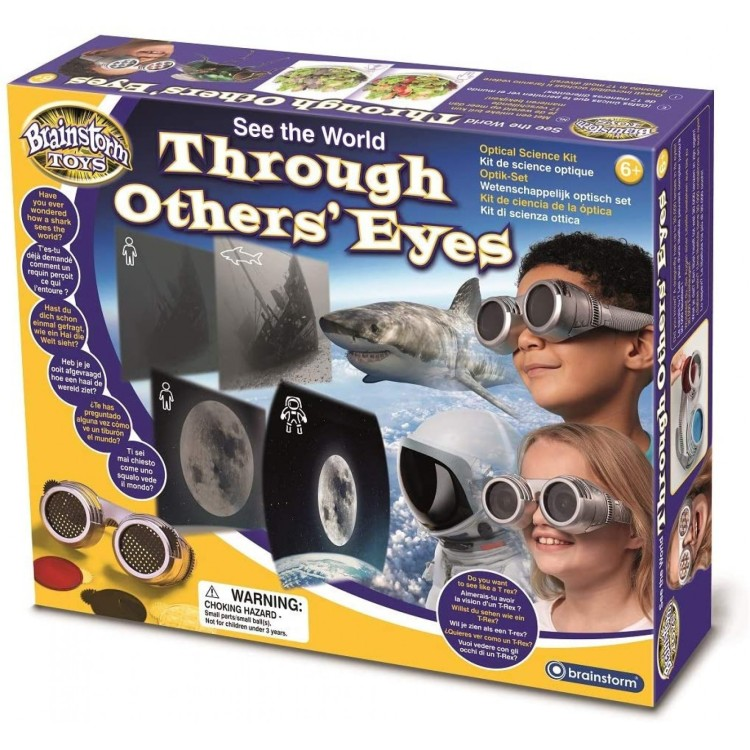 Brainstorm Toys - See the World Through Others' Eyes