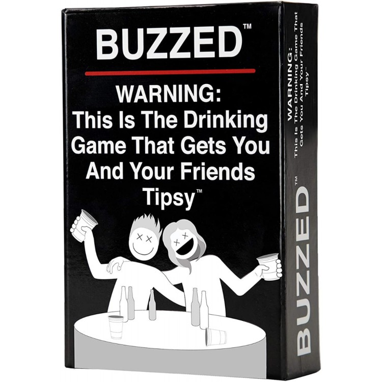 Buzzed - Adult Party Game