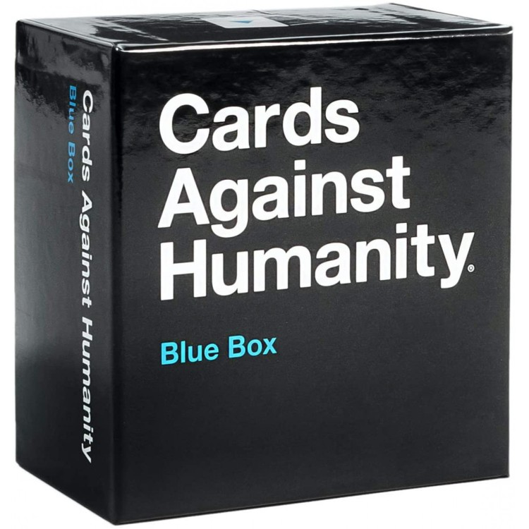 Cards Against Humanity Blue Box - Adult Party Game