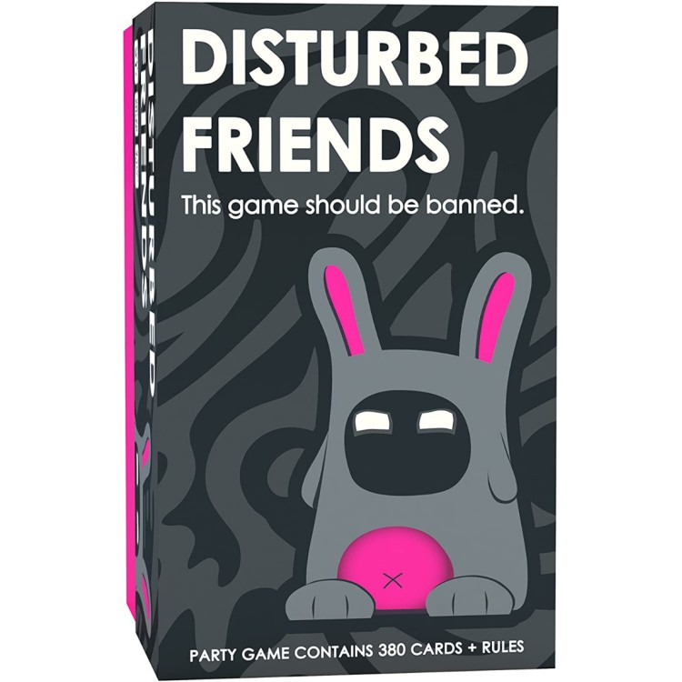 Disturbed Friends - Adult Party Game