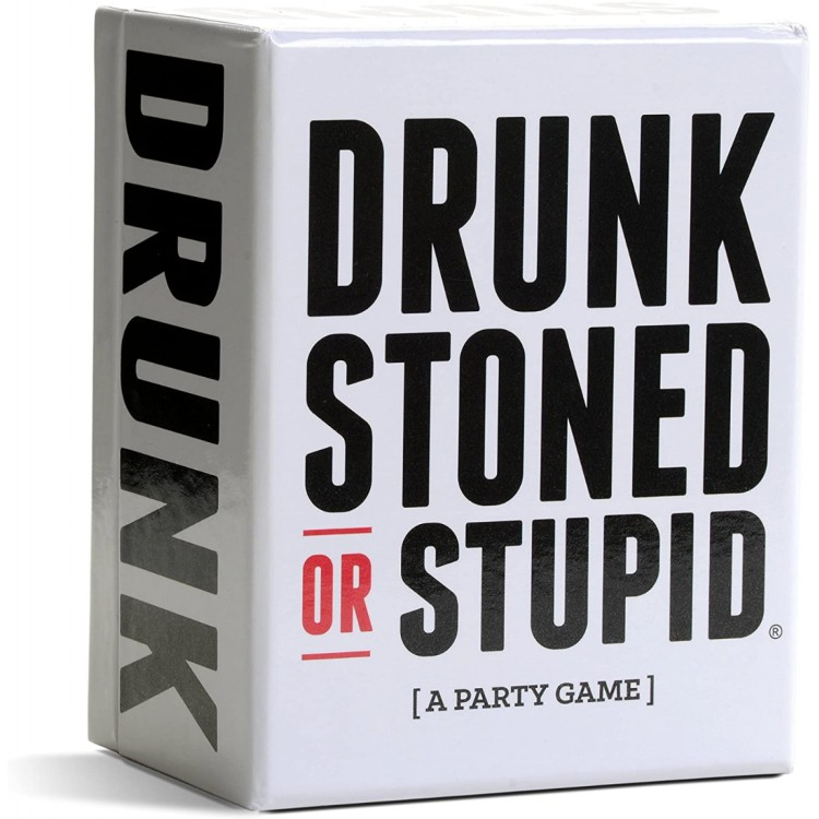 Drunk, Stoned or Stupid - Adult Party Game