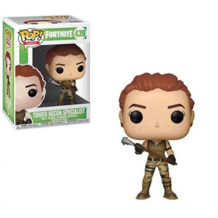 Funko POP! Fortnite Tower Recon Specialist Vinyl Figure 439