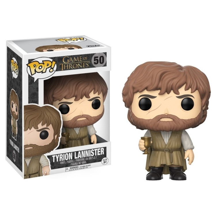 Funko POP! Game of Thrones Tyrion Lannister Vinyl Figure 50