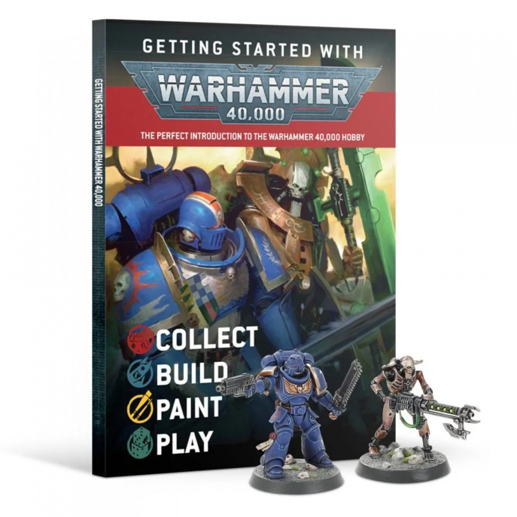 Getting Started with Warhammer 40K (2020)