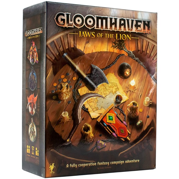 Gloomhaven Jaws Of The Lion Board Game and/or Expansion
