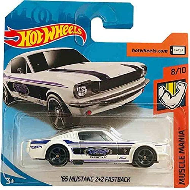 Hot Wheels Assorted Single Cars - 5785
