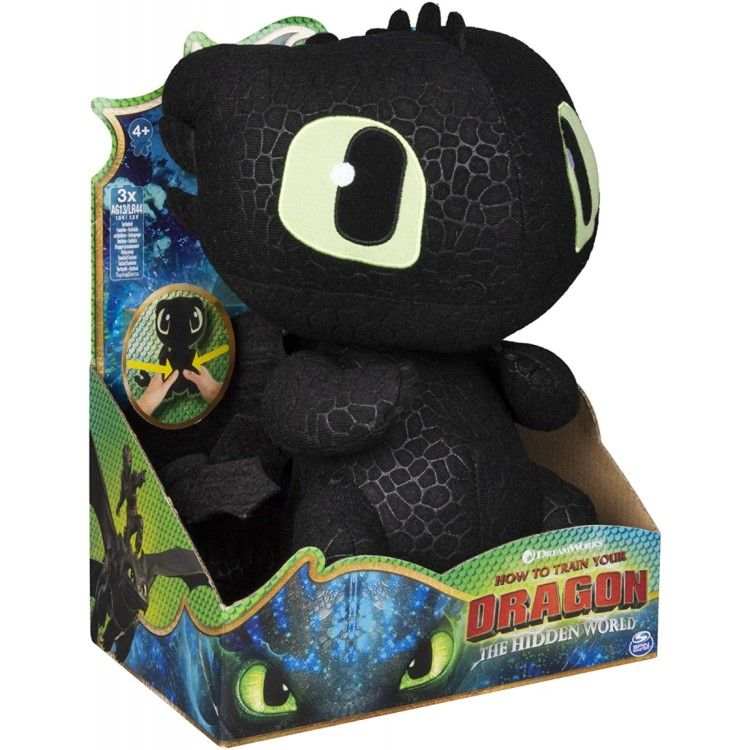How to Train Your Dragon - Toothless Plush