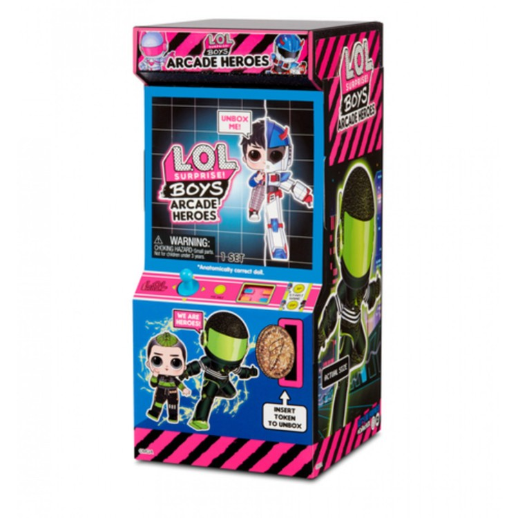 L.O.L. Surprise! Boys Arcade Heroes Series
