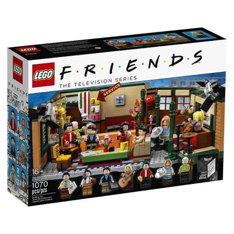 LEGO IDEAS Friends The Television Series 21319