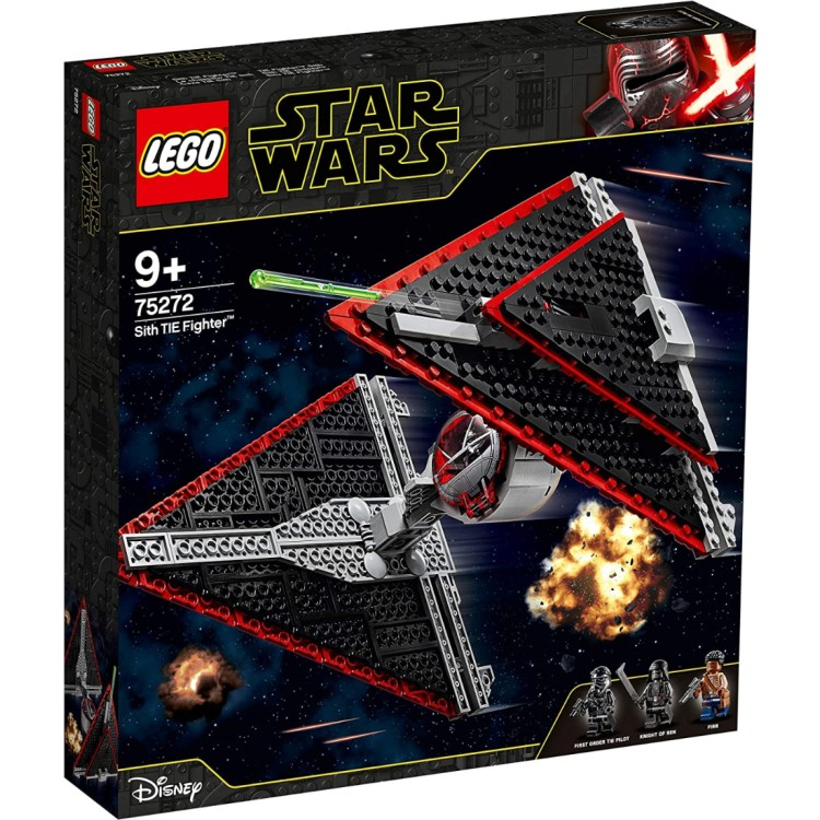 LEGO Star Wars - Sith TIE Fighter 75272