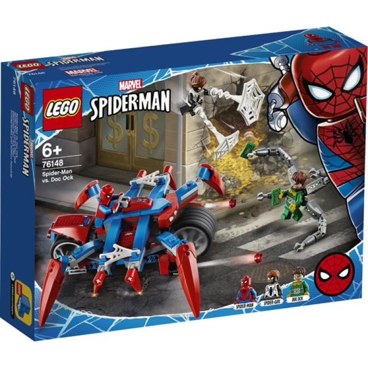 LEGO Super Heroes Spider-Man vs Doc Ock 76148