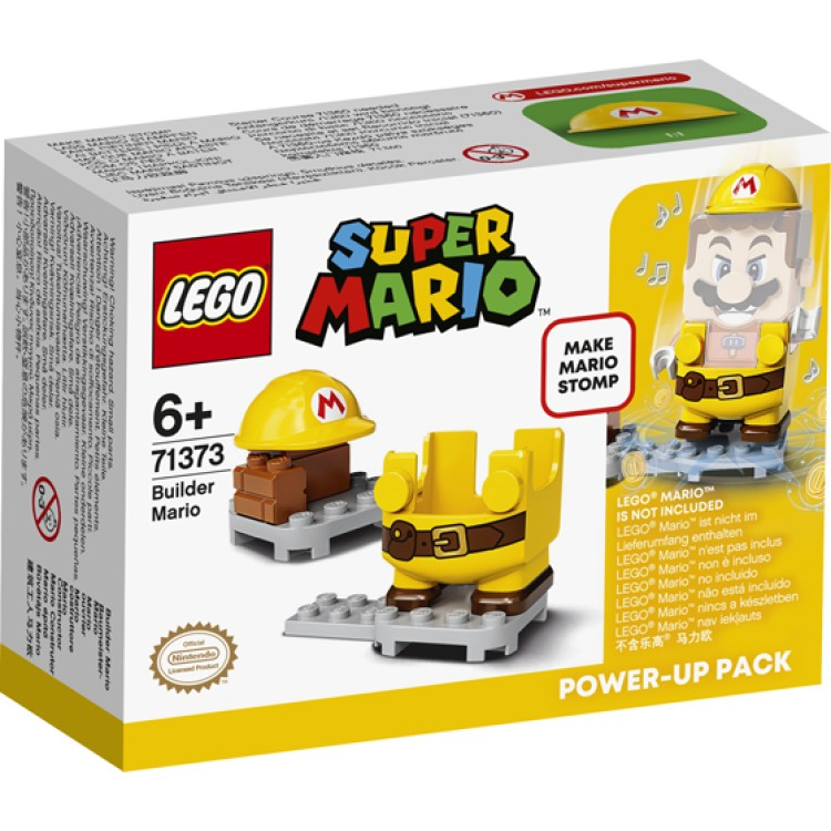 LEGO Super Mario - Builder Mario Power-Up Pack 71373