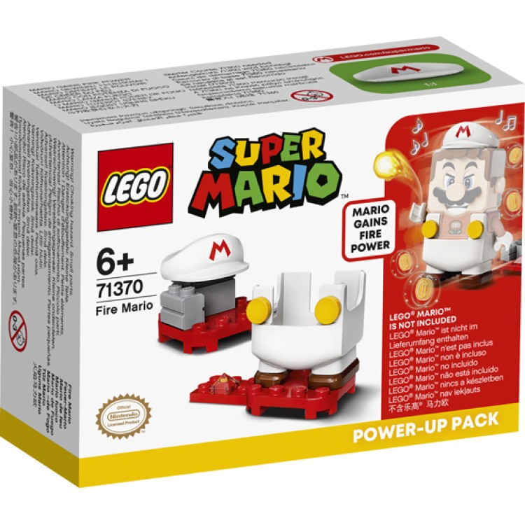 LEGO Super Mario - Fire Mario Power-Up Pack 71370