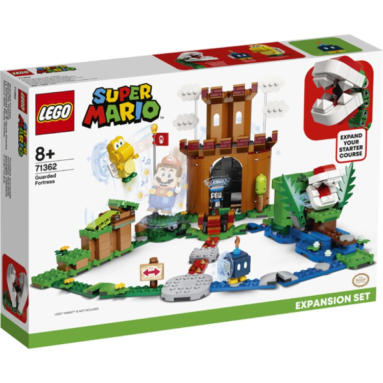 LEGO Super Mario - Guarded Fortress Expansion 71362
