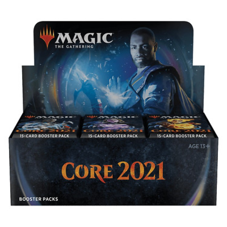 Magic The Gathering Core Set 2021 36 Booster Box