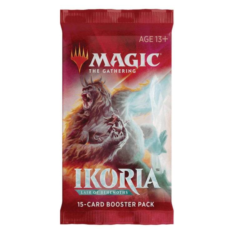 Magic The Gathering Ikoria Lair of Behemoths Booster