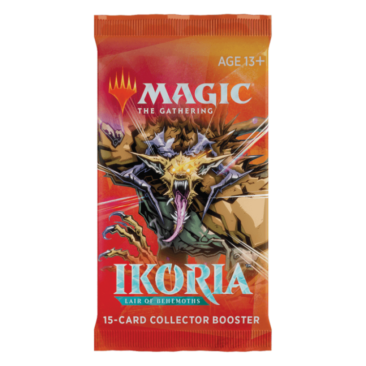 Magic The Gathering Ikoria Lair of Behemoths Collectors Booster