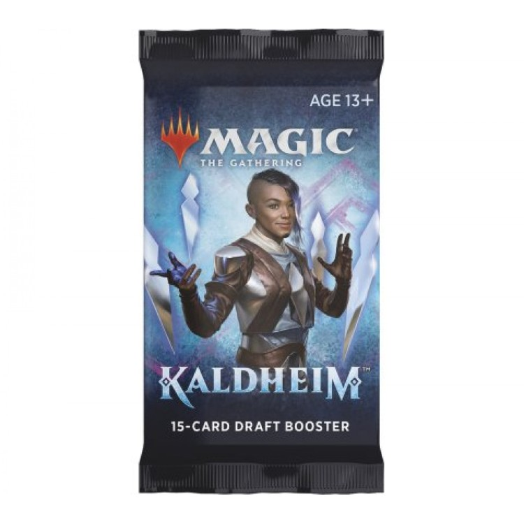 Magic The Gathering Kaldheim Draft Booster