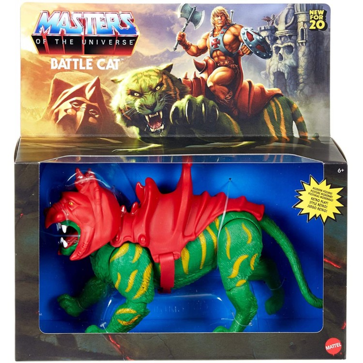 Masters Of The Universe Origins - Battle Cat Figure