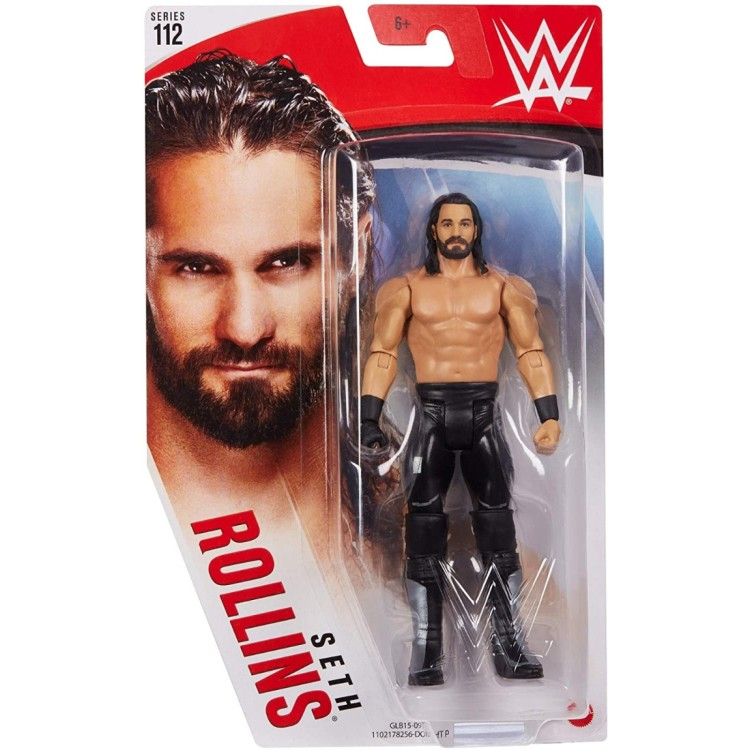 Mattel WWE Seth Rollins Action Figure - Series 112 GLB15