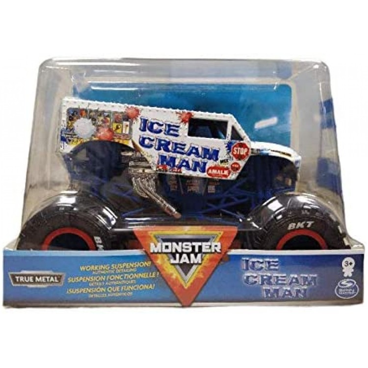 Monster Jam - 1:24 Scale Die-Cast Monster Truck (6056371)