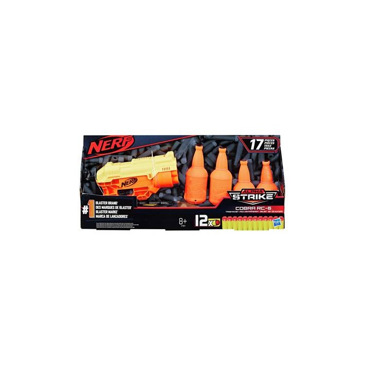 Nerf Alpha Strike Cobra RC-6 Blaster