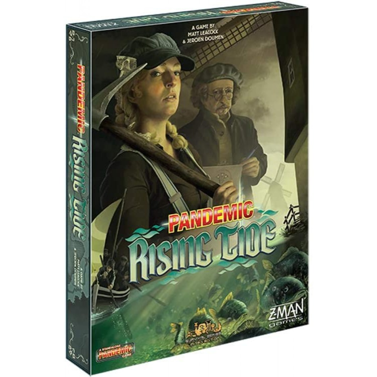 Pandemic Rising Tide Standalone Board Game