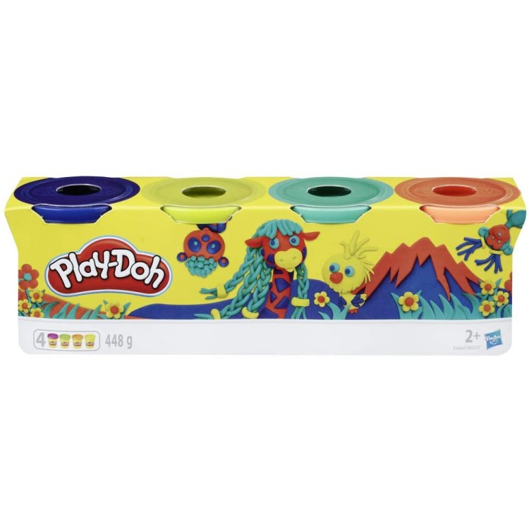 Play-Doh 4 Pack Assortment