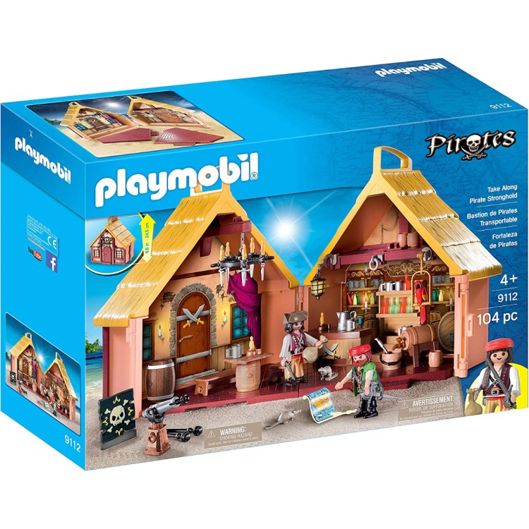 Playmobil Take Along Pirate Stronghold - 9112