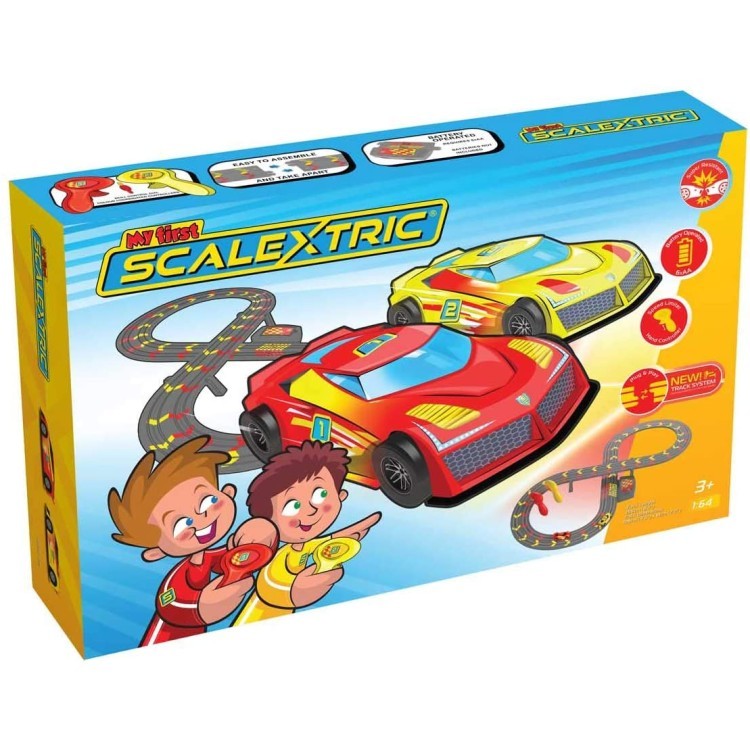 Scalextric My First Scalextric Set G1154M