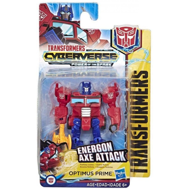 Transformers Cyberverse Power of the Spark - Optimus Prime