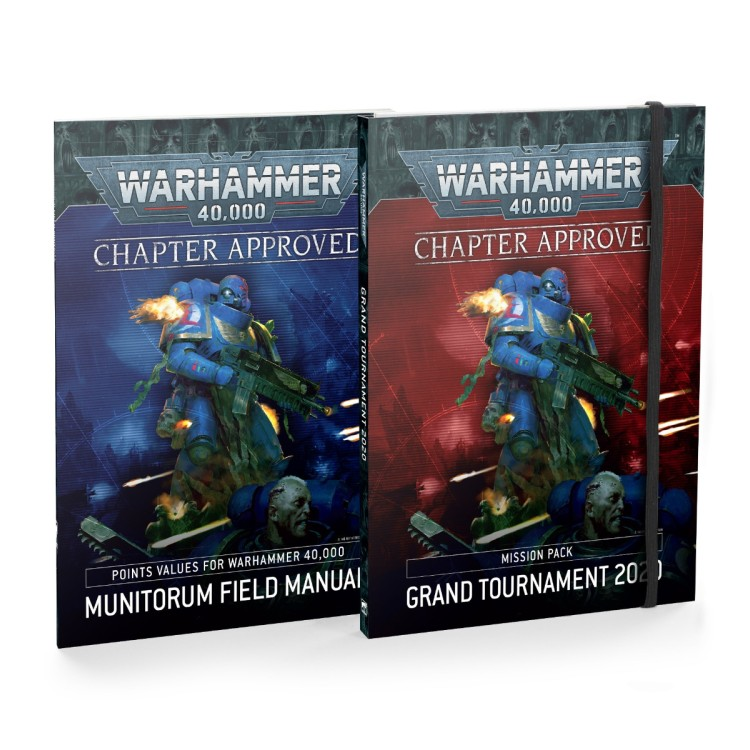 Warhammer 40,000 Chapter Approved 2020 Edition